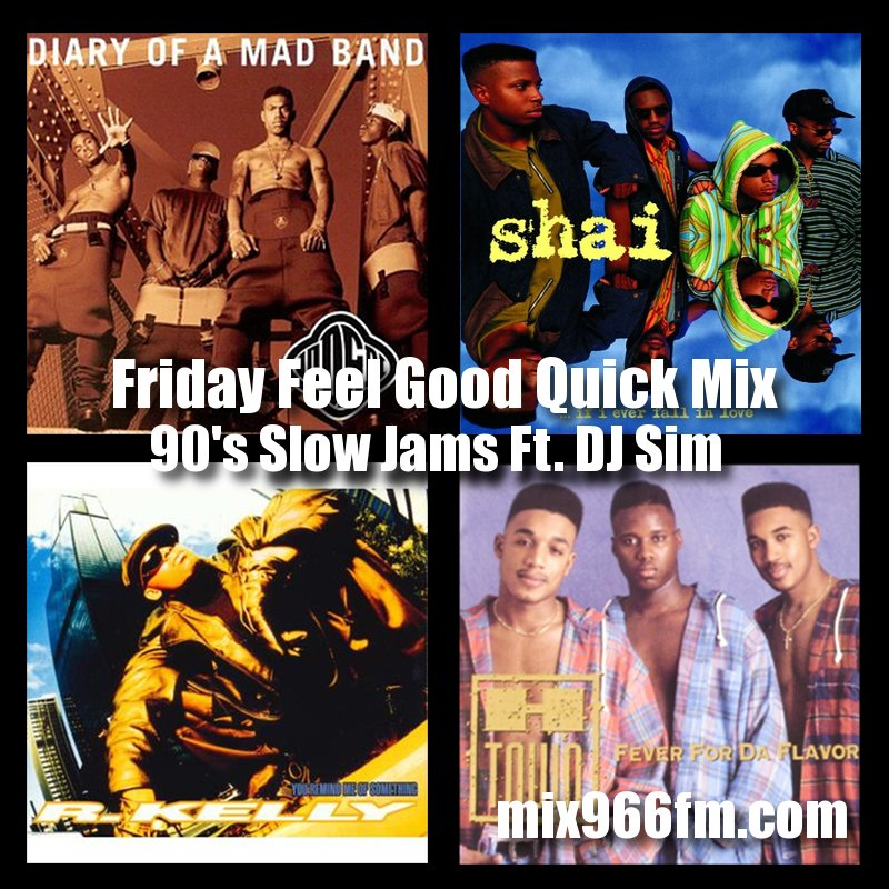 90's Slow Jam Cover 800 x 800