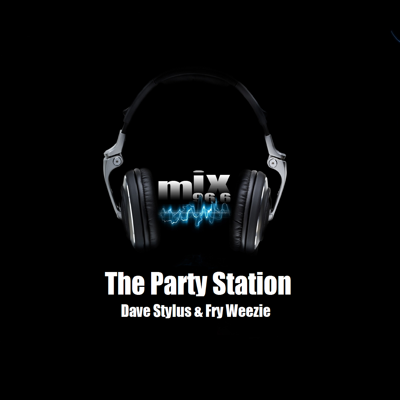 MIX 96.6 F.M. – The Party Station